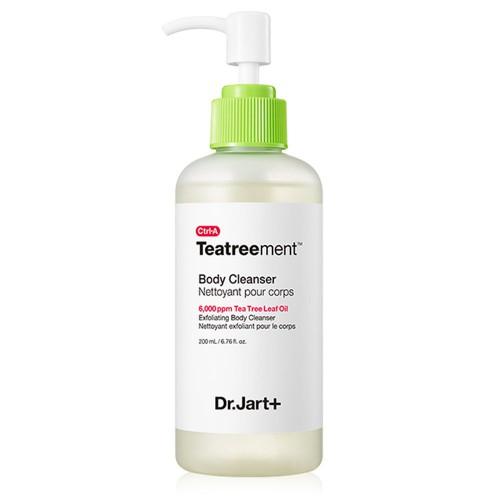 Загоюючий гель для душу Dr.Jart + Teatreement Body Cleanser