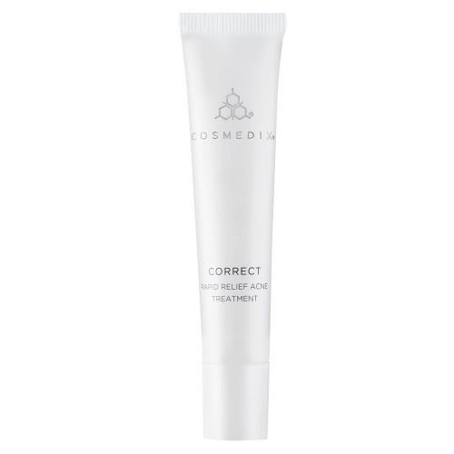 Точечное средство против высыпания Cosmedix Correct Rapid Relief Acne Treatment