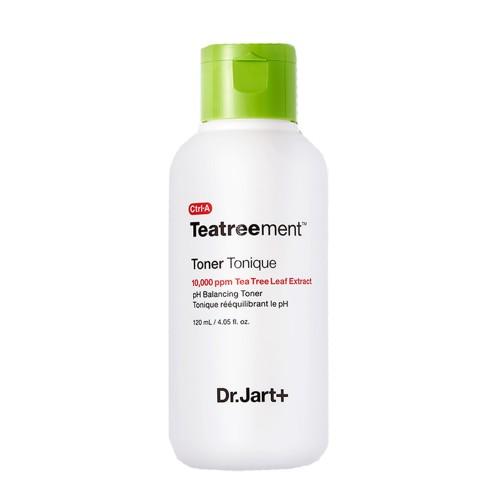 Очищуючий тонік для проблемної шкіри Dr. Jart Ctrl-A Teatreement Toner Tonique