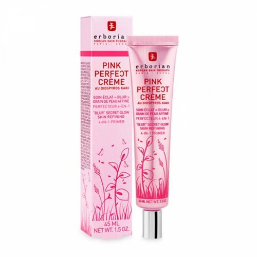 Крем-база для розгладження рельєфа Erborian Pink Perfect Creme
