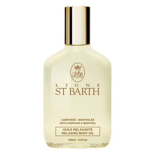 Релакс-масло с камфорой и ментолом Ligne St. Barth Relaxing Body Oil