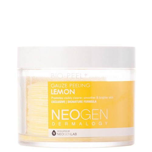 Пилинг-диски Neogen Dermalogy Bio Peel Gauze Peeling Lemon