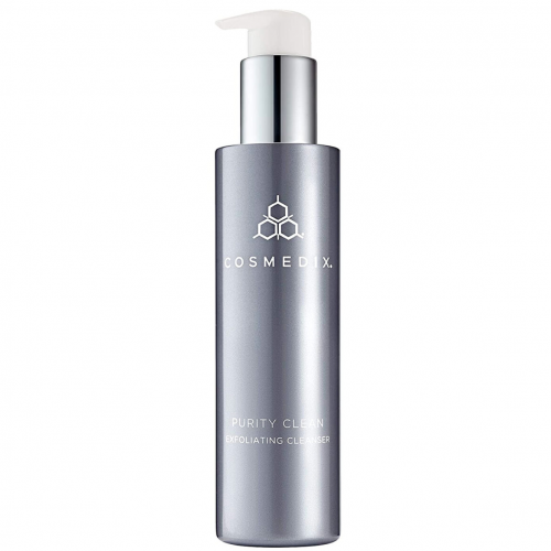 Отшелушивающий гель для умывания Cosmedix Purity Clean Exfoliating Cleanser