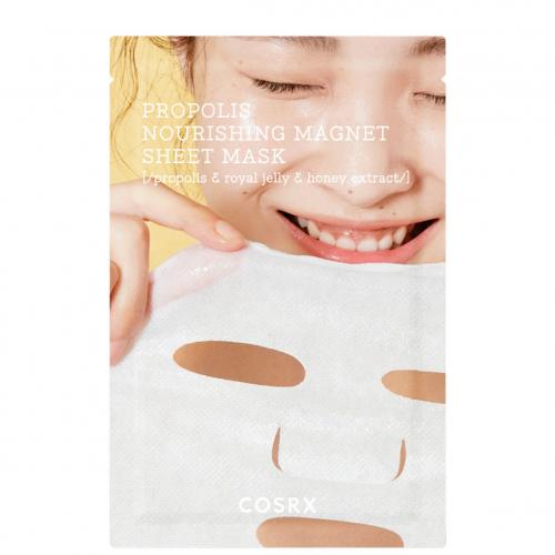 Поживна маска COSRX Full Fit Propolis Nourishing Magnet Sheet Mask