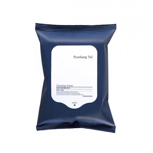 Серветки для зняття макіяжу Pyunkang Yul Cleansing Tissue