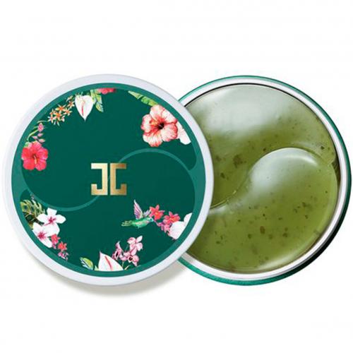 Гідрогелеві патчі з зеленим чаєм Jayjun Roselle Green Tea Eye Gel Patch