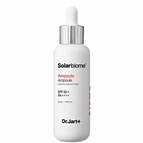 Солнцезащитная сыворотка Dr.Jart+ Solarbiome Ampoule SPF50