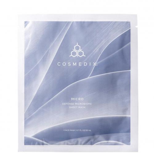 Інтенсивно відновлююча маска Comedix Micro Defense Microbiome Sheet Mask
