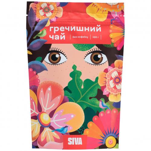 Гречишний чай Siva