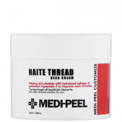 Разглаживающий крем для шеи и зоны декольте Medi-Peel Naite Thread Neck Cream