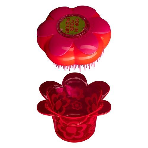 Расческа для детей Tangle Teezer Magic Flowerpot Juicy Pink