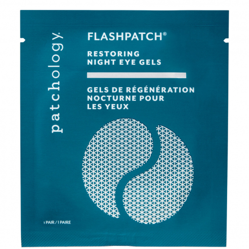 Нічні відновлюючі патчі Patchology FlashPatch Restoring Night Eye Gels