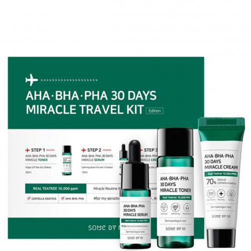 Набір для проблемної шкіри Some By Mi AHA.BHA.PHA 30 Days Miracle Starter Kit