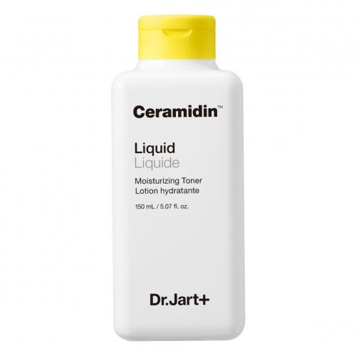 Зволожуючий тонік з керамідами Dr. Jart+ Ceramidin Liquid Moisturizing Toner