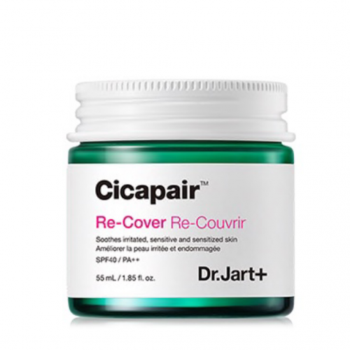 Відновлюючий СС крем Dr. Jart+ Cicapair Derma Green Solution ReCover Cream