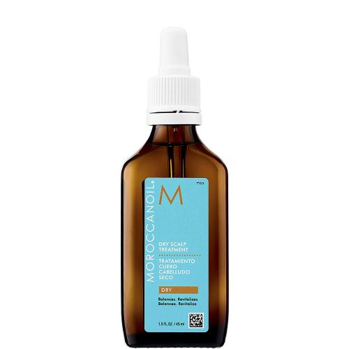 Восстанавливающее масло для сухой кожи головы Moroccanoil Dry Scalp Treatment