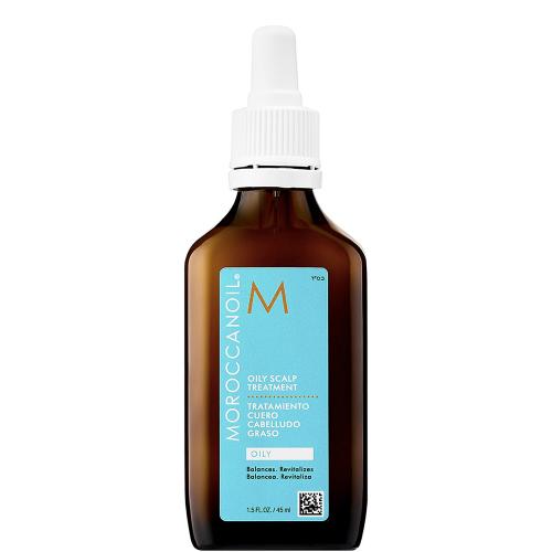 Масло для догляду за жирною шкірою голови Moroccanoil Oily Scalp Treatment