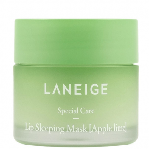 Ночная маска для губ Яблоко-лайм Laneige Sleeping Mask Apple