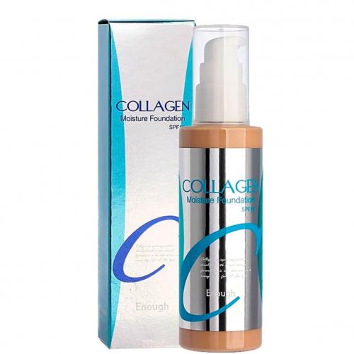 Тональний крем Enough Collagen Moisture Foundation SPF 15
