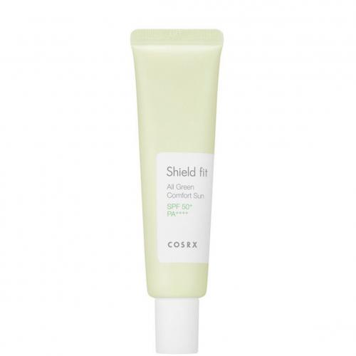 Сонцезахисний крем для чутливої шкіри COSRX Shield Fit All Green Comfort Sun SPF5О