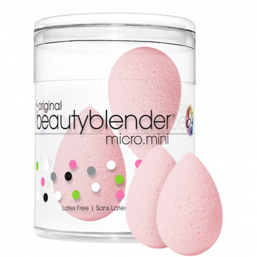 Комплект мини-спонжей Beauty Blender Micro Mini Pro