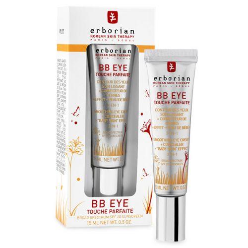 Коригуючий ВВ-крем для шкіри навколо очей Erborian BB Eye Touche Parfaite 3 in 1