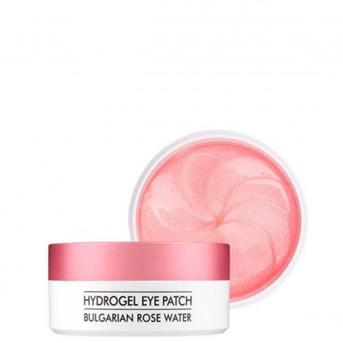 Гидрогелевые патчи с экстрактом болгарской розы Heimish Bulgarian Rose Water Hydrogel Eye Patch