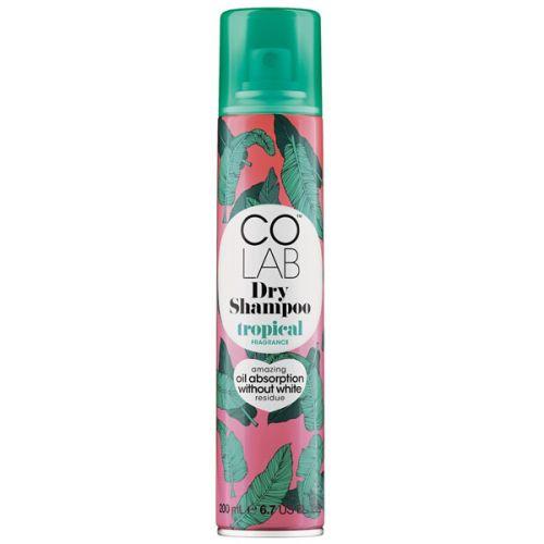 Сухий шампунь для волосся COLAB Tropіcal Dry Shampoo