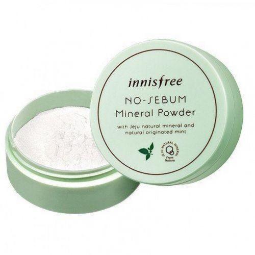 Матуюча пудра Innisfree No-Sebum Mineral Powder