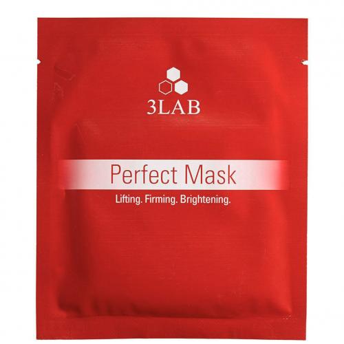 Багатофункційна тканинна маска для обличчя 3lab Perfect Mask