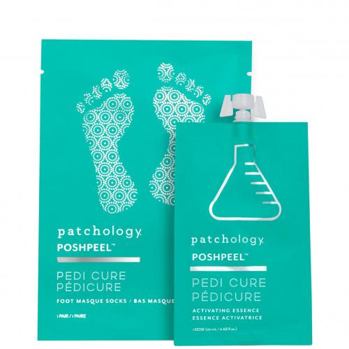 Відлущуючий пілінг для ніг Patchology PoshPеel РediCure