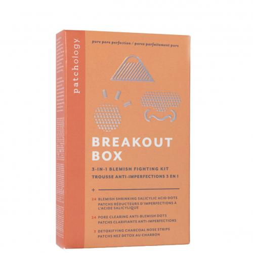 Набір SOS-засобів проти висипів Patchology Breakout Box Acne Treatment Kit