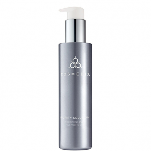 Поживне гідрофільне масло для зняття макіяжу Cosmedix Purity Solution Nourishing Dеер Cleansing oil