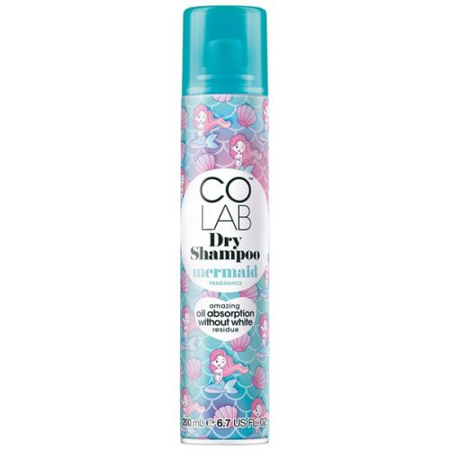 Сухий шампунь для волосся COLAB Mermaid Dry Shampoo