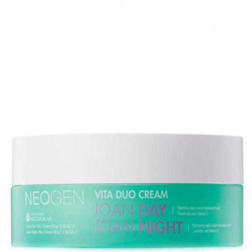 Двойной дневной + ночной крем Neogen Vita Duo Cream Joan Day + Joan Night