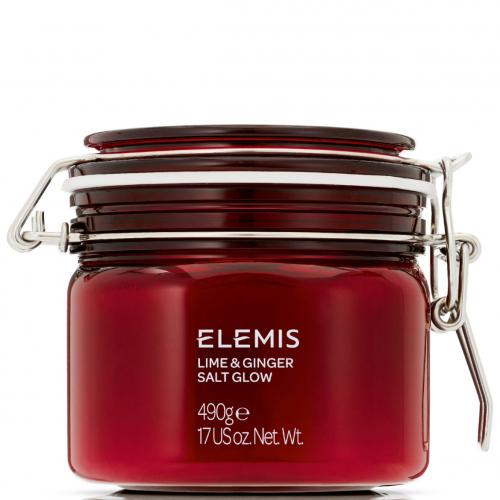 Сольовий скраб для тіла Лайм-імбир Elemis Lime and Ginger Salt Glow