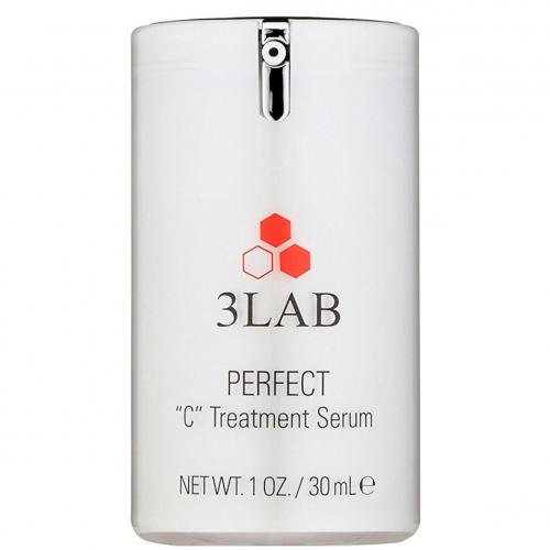 Сироватка для обличчя з вітаміном С 3LAB Perfect C Treatment Serum