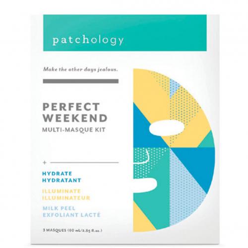 Набір тканинних масок для обличчя Patchology FlashMasque Sheet Mask: Perfect Weekend Trio