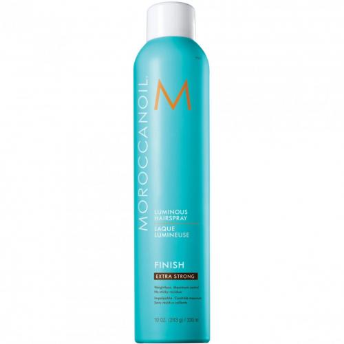 Лак для волосся екстра-сильної фіксації Moroccanoil Luminous Hairspray Extra-Strong Finish