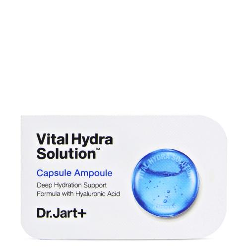 Ампульная сыворотка в капсулах Dr.Jart+ Vital Hydra Solution Capsule Ampoule