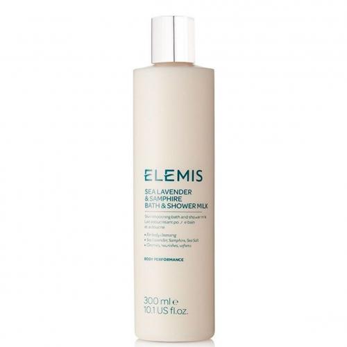Молочко для ванни та душу Elemis Sea Lavender Samphire Bath Shower Milk