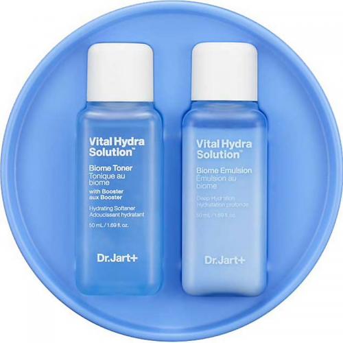 Набір для інтенсивного зволоження Dr.Jart+ Vital Hydra Solution Skincare Mini Duo