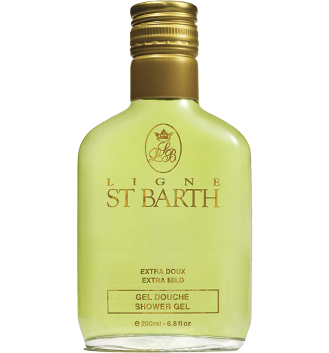 Гель для душу з ветивером і лавандою Ligne St. Barth Extra Mild Shower Gel
