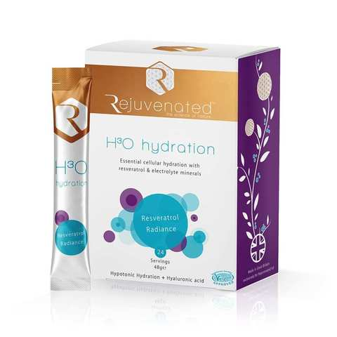 Питні зволожуючі саше Rejuvenated H3O Hydration
