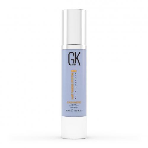 Розгладжуючий крем-флюїд GKhair Cashmere Hair Taming System