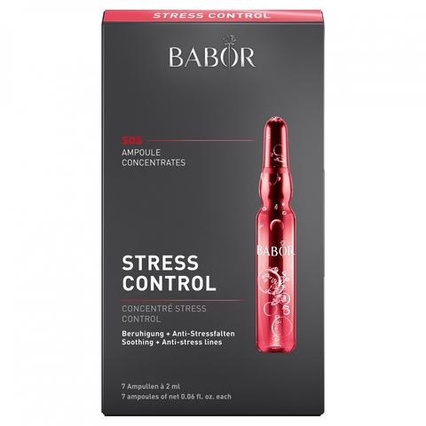 Ампулы Контроль Стресса Babor Stress Control