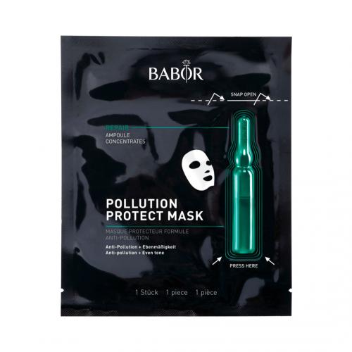 Ампульна маска з пробіотиками Babor Pollution Protect Mask