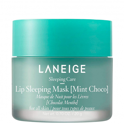 Нічна мacka для губ Шokолад-м'ята Laneige Sleeping Mask Mint Chocolate