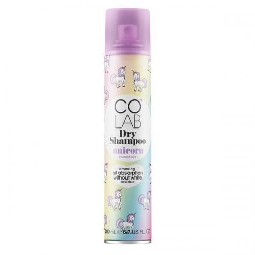 Сухий шампунь для волосся COLAB Uniсorn Dry Shampoo