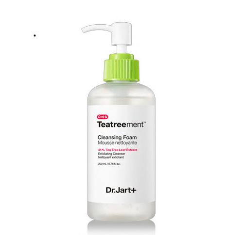Очищуюча пінка для проблемної шкіри Dr.Jart + Ctrl-A Teatreement Cleansing Foam
